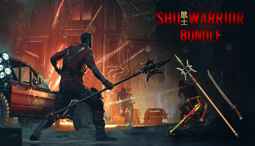 Dying Light: SHU Warrior Bundle   (PC Steam Key)