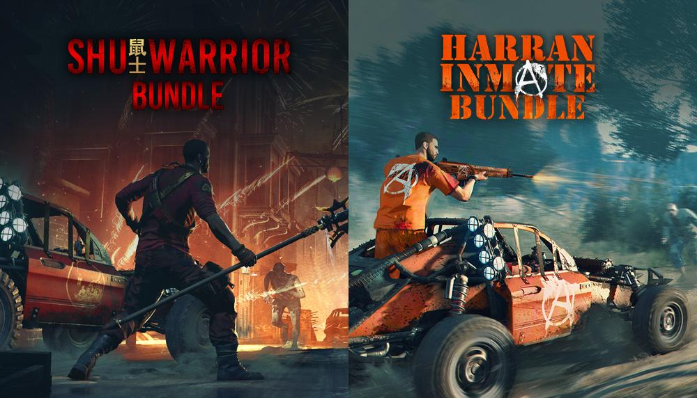 Dying Light: Shu Warrior + Harran Inmate Bundle   (PC STEAM KEY)