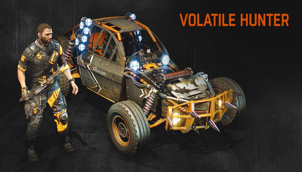 Dying Light: Volatile Hunter Bundle   (PC Steam Key)