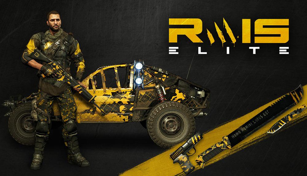 Dying Light: Rais Elite Bundle   (PC Steam Key)