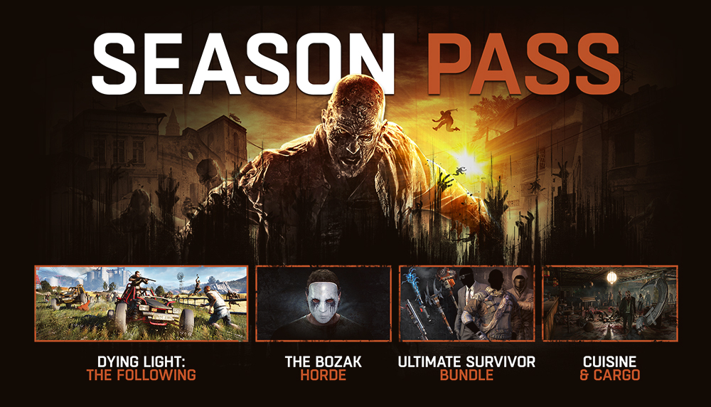 Dying Light: Season Pass   (PC Steam Key)