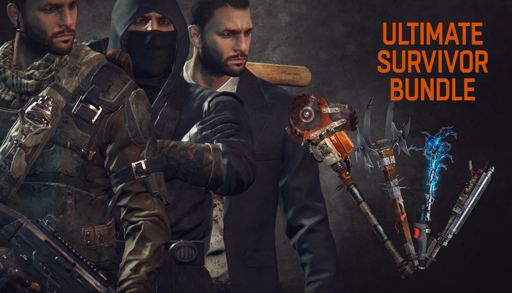 Dying Light: Ultimate Survivor Bundle   (PC Steam Key)