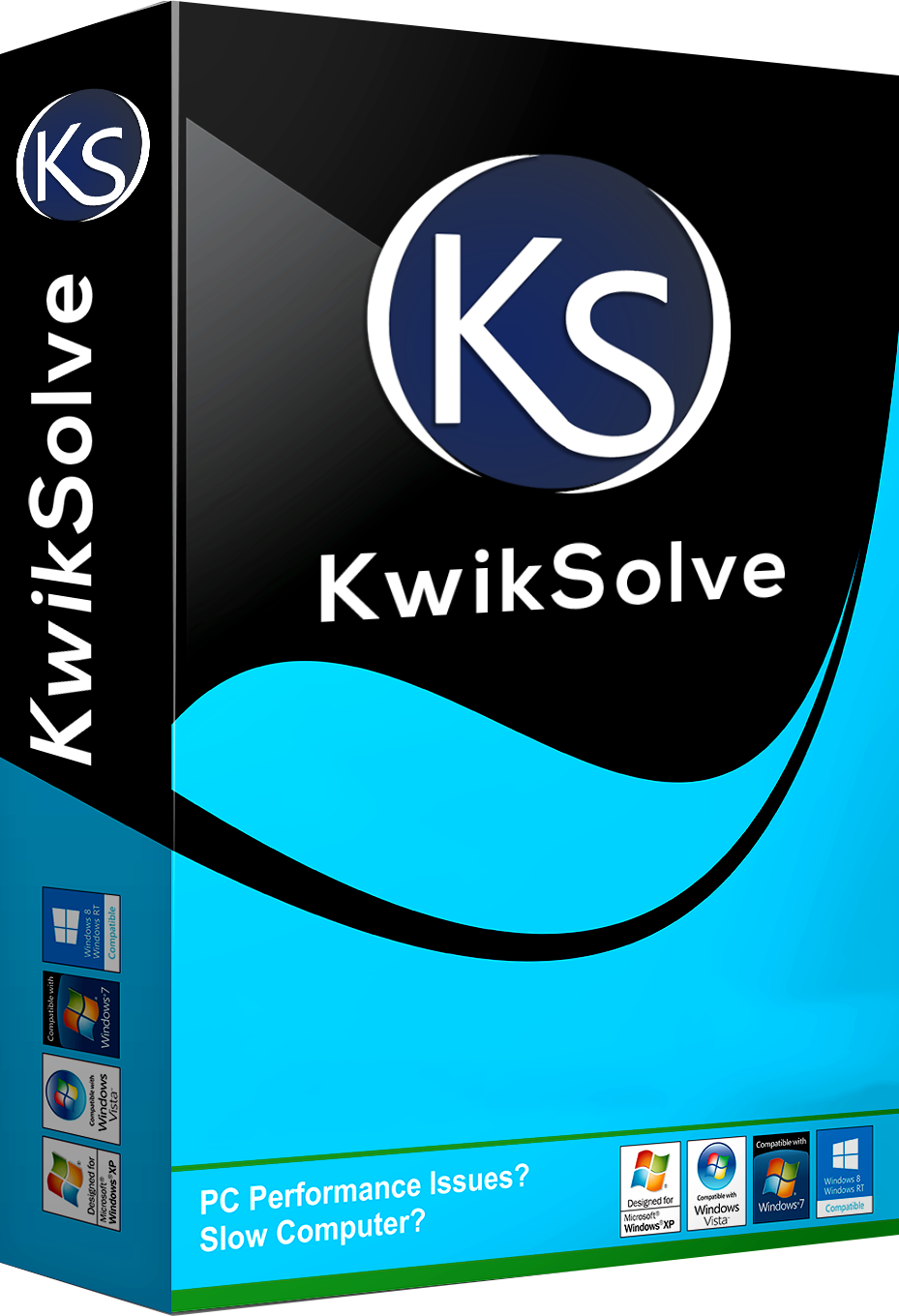 KwikSolve PC Repair Online 18 Months