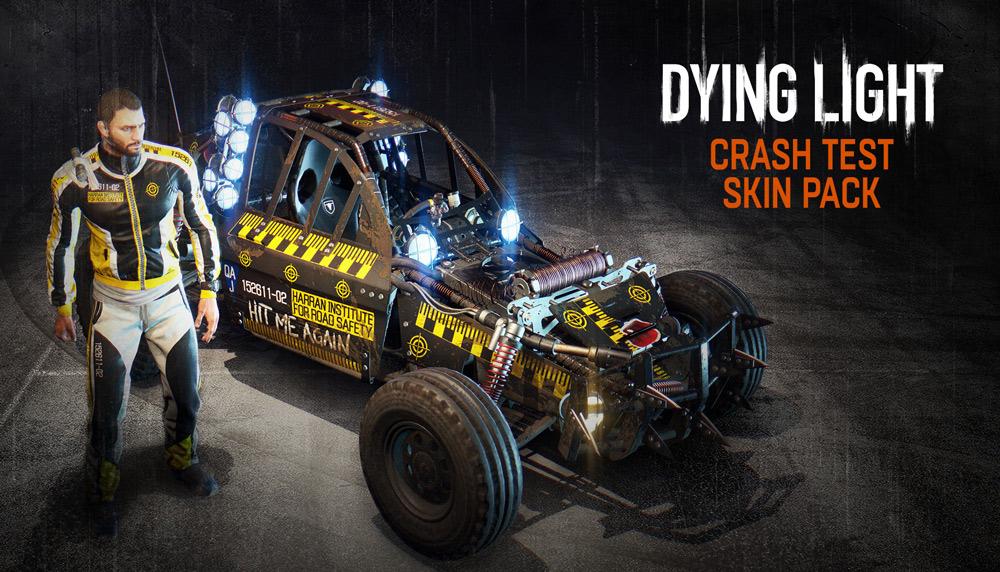 Dying Light: Crash Test Bundle   (PC Steam Key)