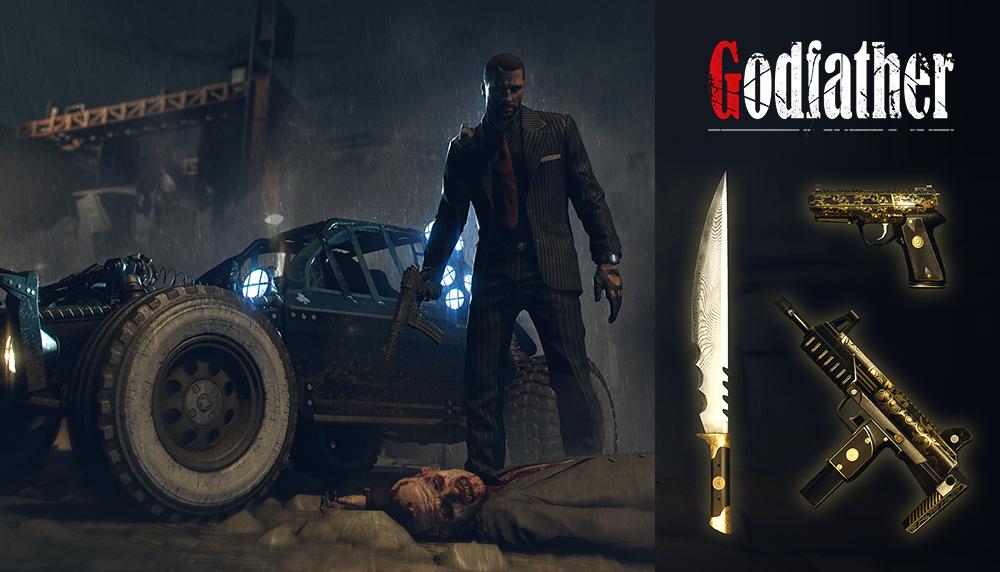Dying Light: Godfather Bundle   (PC Steam Key)