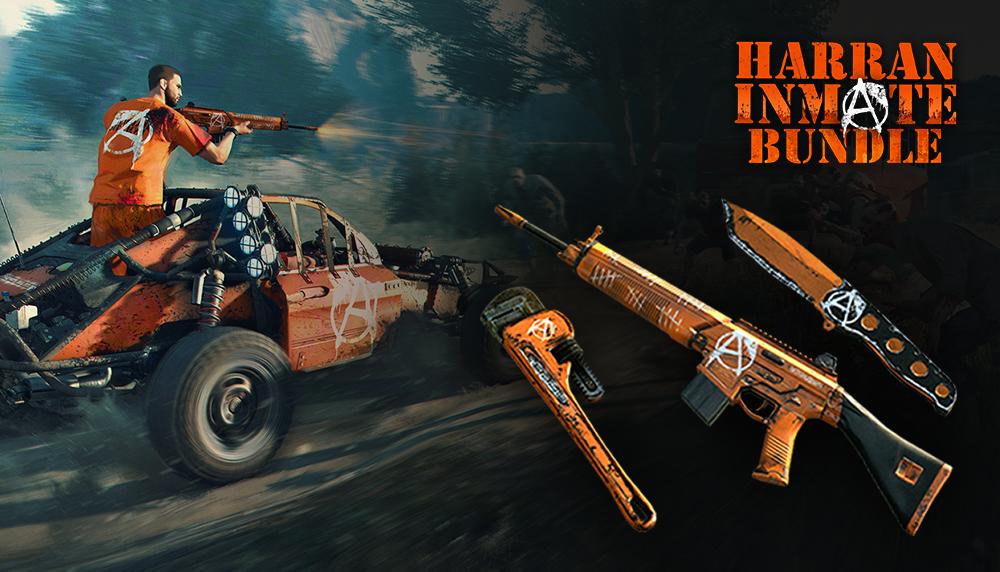 Dying Light: Harran Inmate Bundle   (PC Steam Key)
