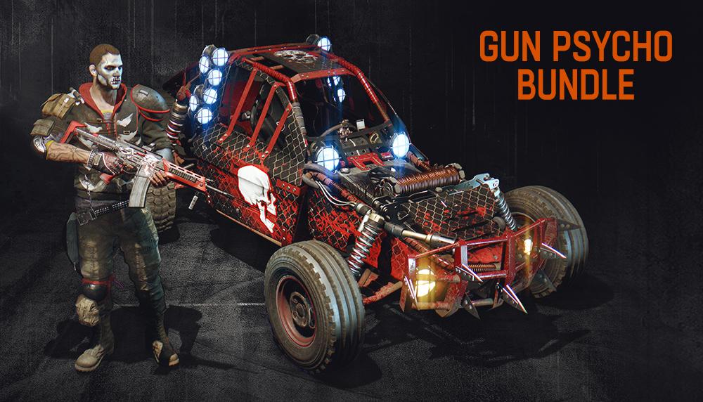 Dying Light: Gun Psycho Bundle   (PC Steam Key)