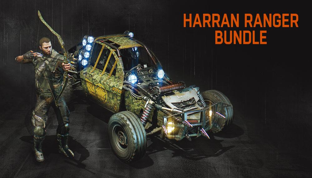 Dying Light: Harran Ranger Bundle   (PC Steam Key)
